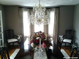 Ethan Allen Chandeliers Chandelier With A Manger Shades