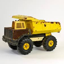 Rusty Metal Tonka Trucks... : Nostalgia