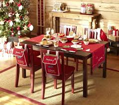 Dining Room Christmas Decorations View In Gallery