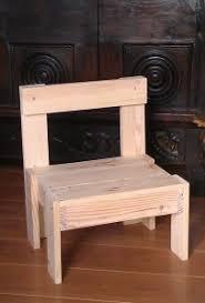 chaise enfant en bois chaise enfant mobilier bois fabrication de meuble éco design en