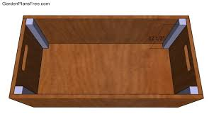Small Toy Chest Plans by Small Toy Box Plans Free Garden Plans How To Build Garden Projects
