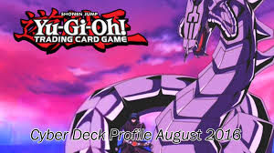 Best Cyber Dragon Deck Profile by Cyber Dragon Deck Profile August 2016 Banlist Update Youtube