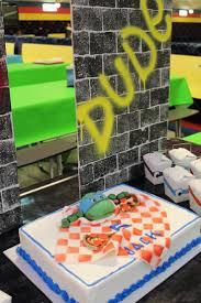 Ninja Turtle Decorations Ideas by 14 Best Teenage Mutant Ninja Turtle Party Images On Pinterest