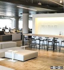 SF Tech Tour Part V What does office space say about pany
