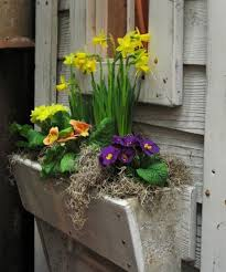 Window Boxes Are Raised Bed Gardening Writ Small