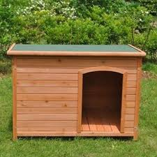 Mendell Pine Weatherproof Dog House