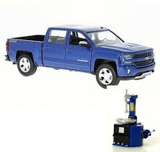 Diecast Car & Tire Station Package - 2017 Chevy Silverado 1500 LT ... 1984 Chevrolet Camaro Luxury Truck Dimeions Typical New Buy Matchbox Mbx Explorers 14 Chevy Silverado 1500 Red 29120 Toy Car And Van Scale Models The 15 Things You Need To Know About The 2019 John Deere 2009 Ute Ertl Pickup With 2016 Hotwheels Chevy Silverado White End 2162018 215 Pm Proline Flotek Body Clear Pro336500 2014 Diecast Blue Topaz Ltz Z71 Youtube Tire Station Package 2017 Lt 5381d Kinsmart Pick Up 146