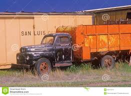 100 Junk Truck An Abandoned Colorado Editorial Stock Image