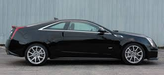 First Drive 2011 Cadillac CTS V Coupe is angular unhinged glory