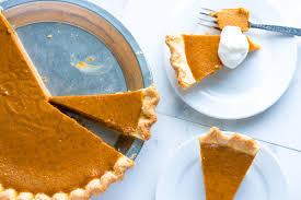 Easy Pumpkin Desserts With Few Ingredients by Fail Homemade Pumpkin Pie Recipe