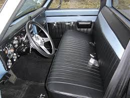 1947 Thru 1954 Chevrolet Standard Cab Pickup Bench Seat Upholstery