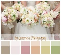 Summer Wedding Theme And Colours