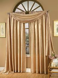 bedroom elegant beautiful window valance curtains rich drapery