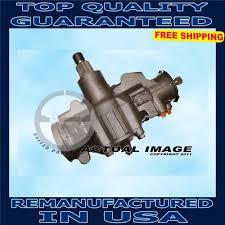 100 Chevy Truck Parts Catalog Free GMC 25003500 Steering Gear Box Assembly EBay Motors
