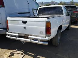 100 1991 Nissan Truck 1N6SD11S6MC426991 WHITE Shor On Sale In CA San