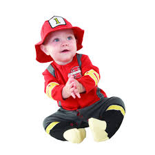 Amazon.com: Baby Aspen, Baby Firefighter Themed Gift Box, Baby ...