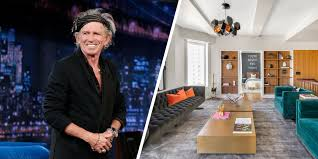 100 New York City Penthouses For Sale Rolling Stones Guitarist Keith Richards To Sell