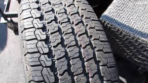 GOODYEAR WRANGLER ALL TERRAIN ADVENTURE WITH KEVLAR TIRE REVIEW ...