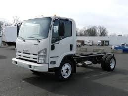 NEW 2017 ISUZU NPR CAB CHASSIS TRUCK FOR SALE #7876