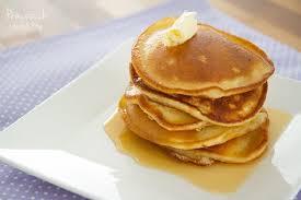 einfache apfel pancakes