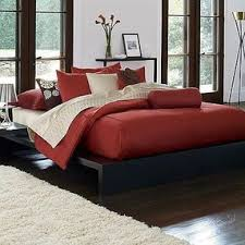 simply vera vera wang persimmon bedding coordinates by kohls com