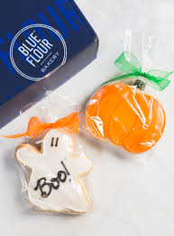 Bakery Story Halloween by Halloween Sugar Cookie Favors Blue Flour Bakery