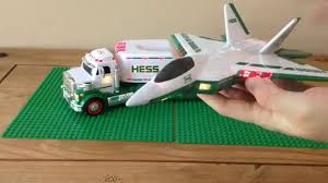 2010 Hess Toy Truck And Jet Plane | The Model Garage - YouTube Toy Trucks Hess Colctibles Price List Glasses Bags Signs Hess Truck 2013 Truck And Tractor Collector Item 2000 Mini Toys Buy 3 Get 1 Free Sale Collectors Forum Home Facebook All Where Can I Sell My Vintage Hobbylark 197576 Freight Carrier W Barrels Box 1967 Tanker Red Velvet Base With Box By The Amazoncom 1984 Oil Bank Games 1996 Emergency Ladder Fire Empty Boxes Store Jackies