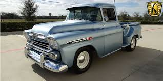 100 Apache Truck For Sale 1959 Chevrolet Offered For Sale By Gateway Classic