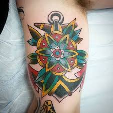 Unsinkable Ships Sink Tattoo by 125 Stunning Anchor Tattoos With Rich Meaning