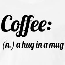 Coffee A Hug In Mug Dunkin Donuts Starbucks Latt By Cottonmine
