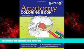 EBOOK ONLINE Kaplan Anatomy Coloring Book READ NOW PDF