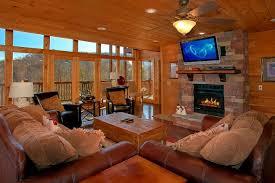 5 bedroom cabin in gatlinburg with mountain view