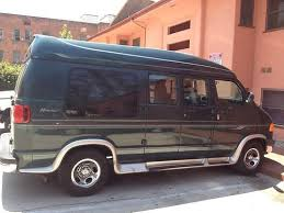 Dodge Conversion Van Regency US 600000