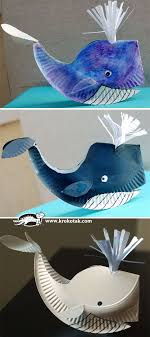 Do You Love Paper Plate Crafts Are Looking For New Craft Ideas Here Is A Super Cute An Adorable Whale