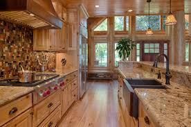 Rustic Kitchen By Madison Architects Building Designers Destree Design Inc