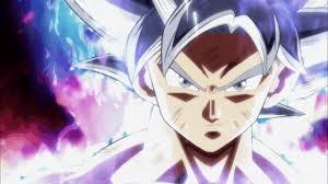 Dragon Ball Super Dbs Gif Goku Son Migatte No Gokui Ultra Instinct Mastered