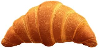 Croissant Transparent PNG Clip Art Image