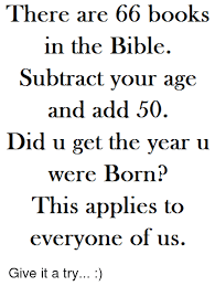 Books Memes And Bible There Are 66 In The Subtract