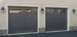 Benchmark Series Hand Crafted posite Garage Doors