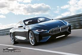 New BMW 8 Series concept previews 2018 production car CARS ALSO