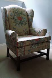 Strandmon Wing Chair Green by Not So Fab Freebie Home On 129 Acres