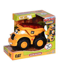 100 Cat Truck Toys Take A Look At This CAT Haulin Harry Glow Machine Dump Toy