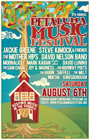 Music Festival On The West Coast Takes Place PMF 2016 Poster 2