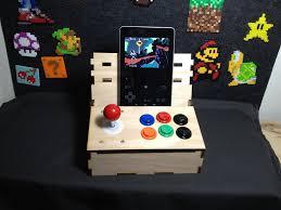 diy arcade cabinet kits more porta pi arcade lite