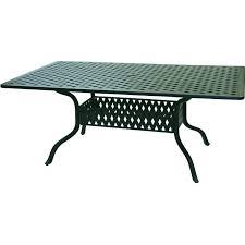 darlee monterey 7 piece sling patio dining set ultimate patio