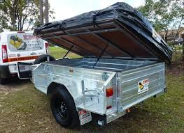 Emu Camper Trailers Off Road Trailer