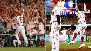 Jon Zimmerman Front Desk by Nationals Homer Rally To Beat Cubs In Game 2 Mlb Com