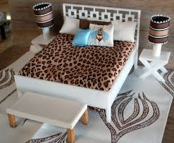 Barbie Living Room Furniture Diy by 276 Best Barbie Doll Bedroom And Bedding Images On Pinterest
