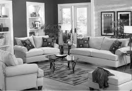 Formal Living Room Furniture Placement by White Long Sofas Wood Coffee Table Small Living Room Furniture