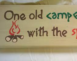One Old Camp With The